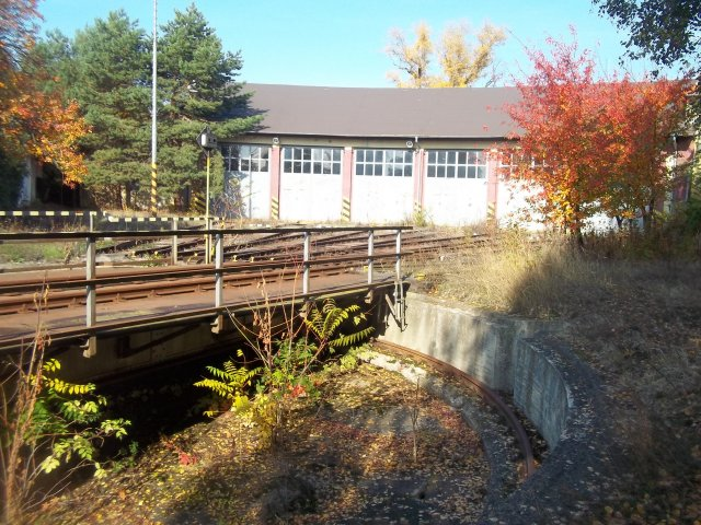 Železničné depo