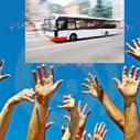 Autobus ako miesto stretnutia