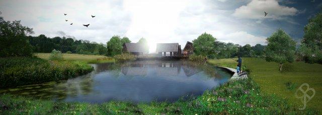 Sprístupnenie nevyužívanej časti areálu výstaviska Agrokomplex pre verejnosť a jeho revitalizácia.