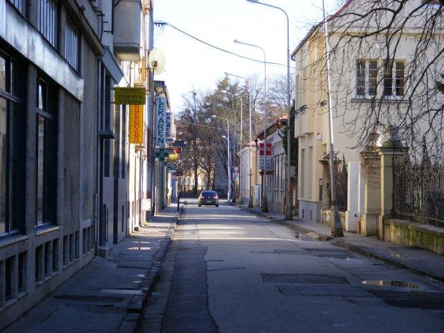 Rekonštrukcia Radlinského ulice, zosúladenie s pešou zónou