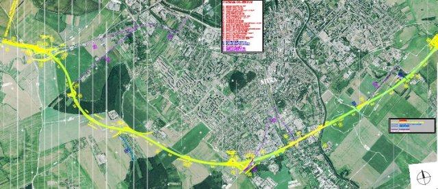 Napojenie výstaviska Agrokomplex na Južný obchvat