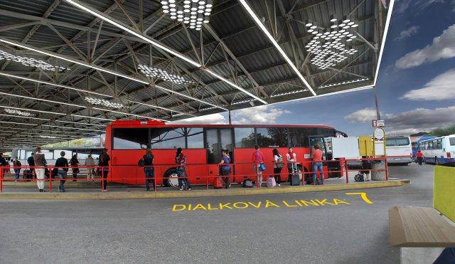 revitalizácia autobusovej stanice