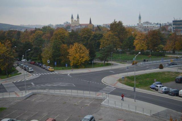 Návrh na zmenu organizacie dopravy
