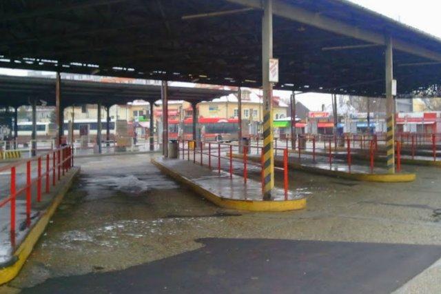 modernizacia a uprava autobusovej stanice