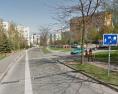 Obytná zóna (20 km/h) na Partizánskej