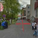 Bezpečný chodník na námestí