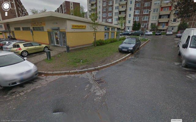 Vytvorenie nových parkovacích miest