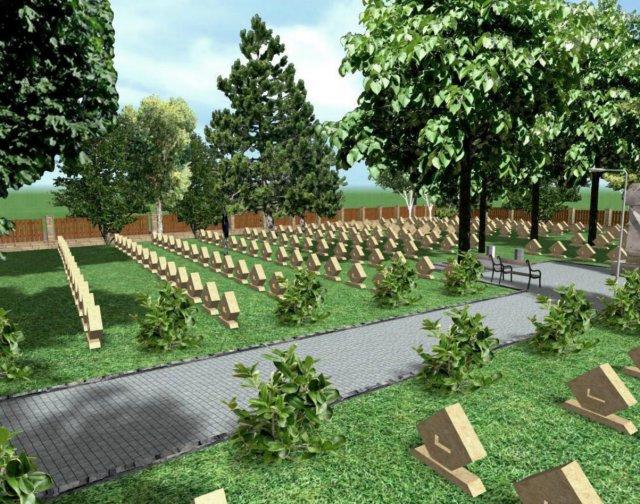 Revitalizácia vojenského cintorína v Mlynárciach